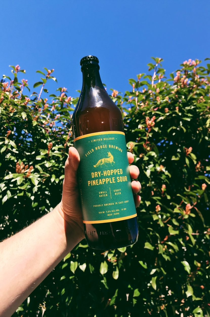 Field House – Pineapple Sour – Brewery Creek Liquor Store